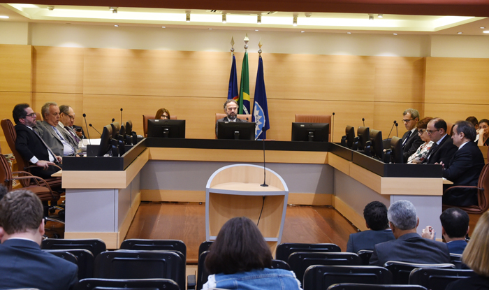 Pleno do Tribunal de Contas